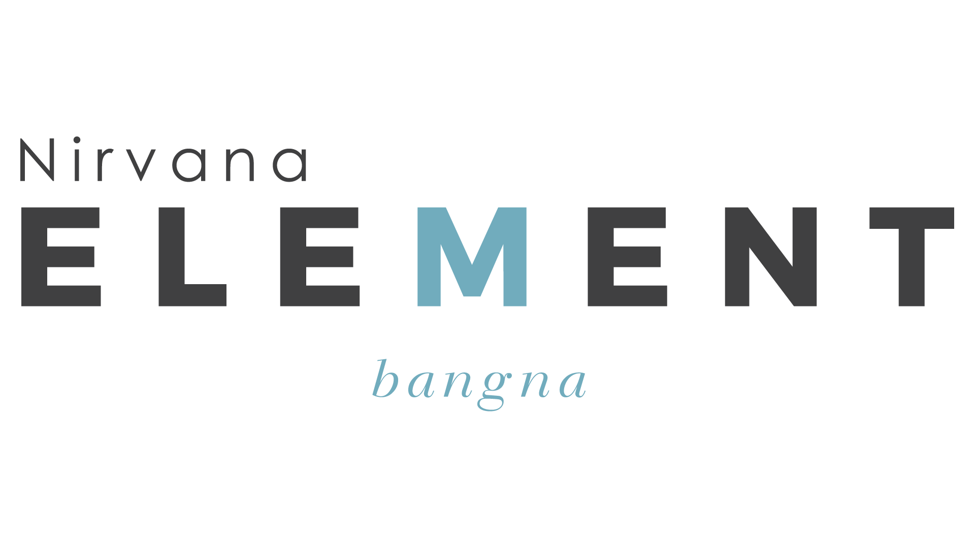 Nirvana ELEMENT Bangna-Nirvana ELEMENT Bangna Logo